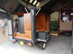 Coffee food truck French