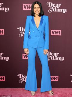 Jessie J at Dear Mama VH1 Event