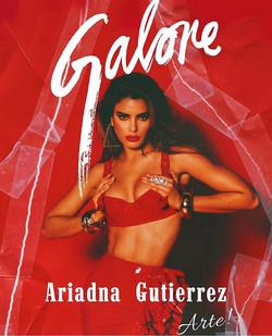 Ariadna Gutierrez for Galore