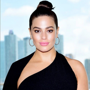 Ashley Graham at UNWFPA Luncheon in NYC