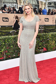 Sunny Mabrey weaing Anne Bowen Collection