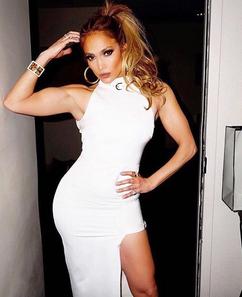 Jennifer Lopez at All I Have  Show - Las Vegas