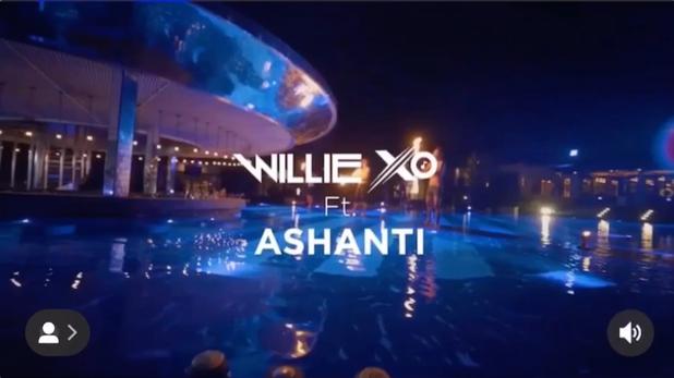 """Ashanti in """"Early in the Morning"""" MV"""