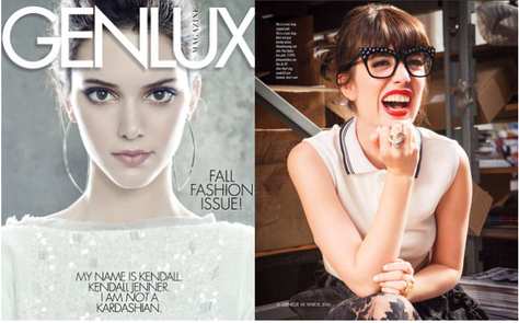 Amy Roiland featured in Genlux Magazine.