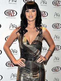 Katy Perry wearing Ferrera Mesh