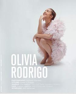 Olivia Rodrigo in Afffair