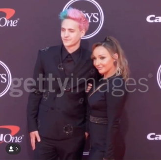Ninja at the 2019 ESPY Awards