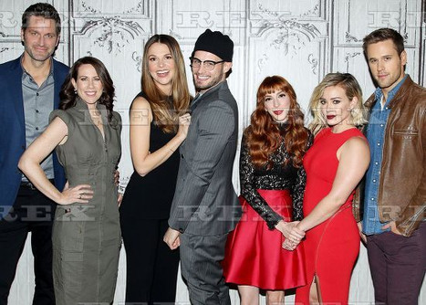 "TV Land's ""Younger"" cast"