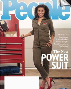 Cover for People Magazine