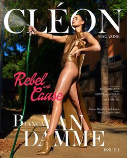 Bianca Van Damme in CLEON Magazine