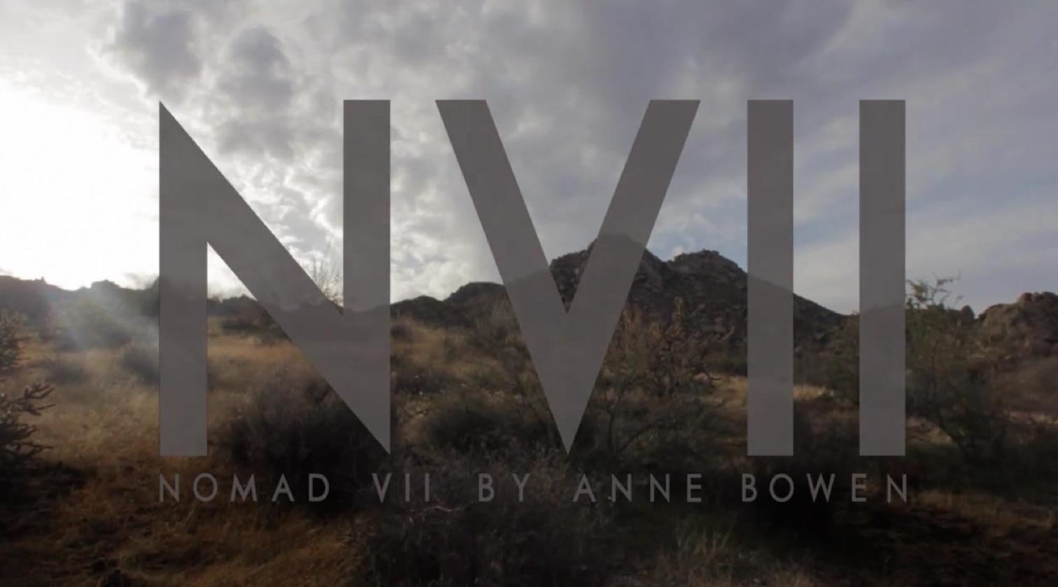 NVII by Anne Bowen