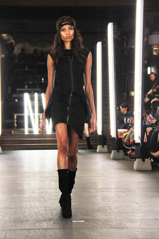 NVII by Anne Bowen NYFW SS16 Runway Show