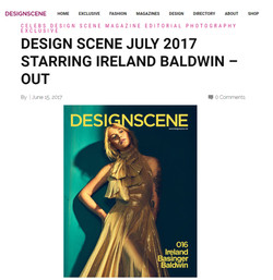 Ireland Basinger-Baldwin
