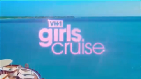 Lil Kim in her show Girl's Cruise