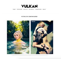 Peyton List - Vulkan Magazine