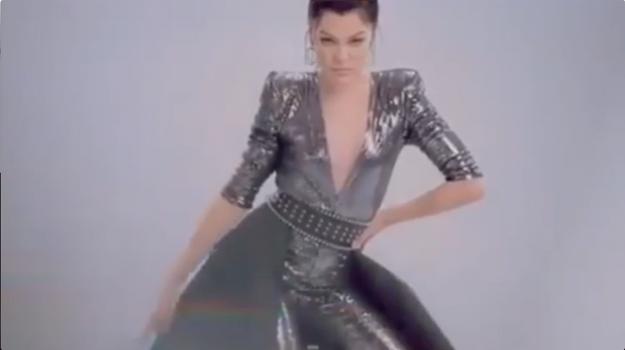 Jessie J in a Harper's Bazzar photoshoot