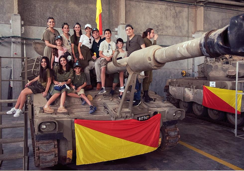 IDF Military Activity
