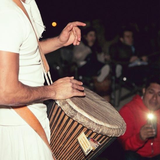 Desert rhythm