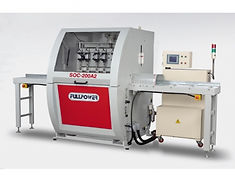 SEMI-OPTIMIZING CUT-OFF SAW SERIES