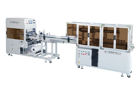LV-56+LF-720 Fully Automatic Cup Packaging Sealer With Counter