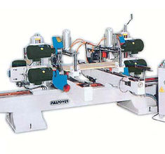 DOUBLE END MITER SAW