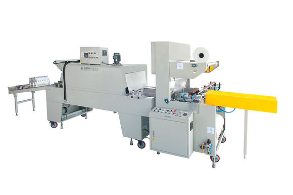 LB-600A+LC-1500  Fully Automatic Sleeve Type Sealer & Shrink Tunnel