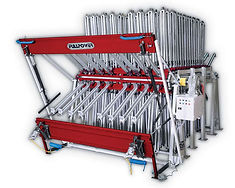 PNEUMATIC CLAMPING CARRIER