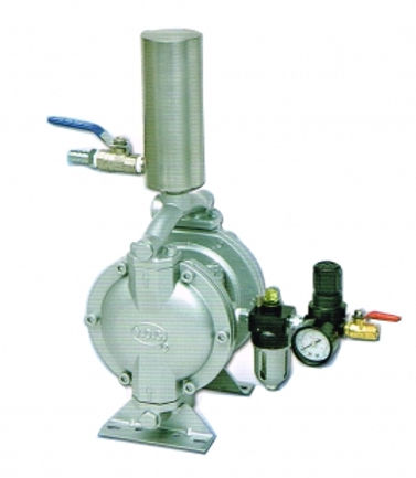 PROFESSIONAL AIR-OPERATED DIAPHRAGM PUMP FOR ROTOGRAVURE PRINTING PRESS MACHINE