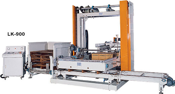 LK-900 Automatic Palletizer