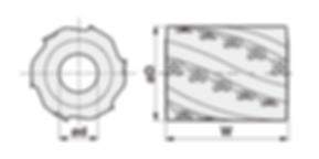 螺旋刀頭-SPB