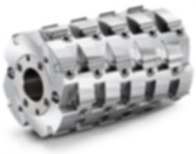 Hydraulic Heavy Duty Spiral Cutterhead - HHPB
