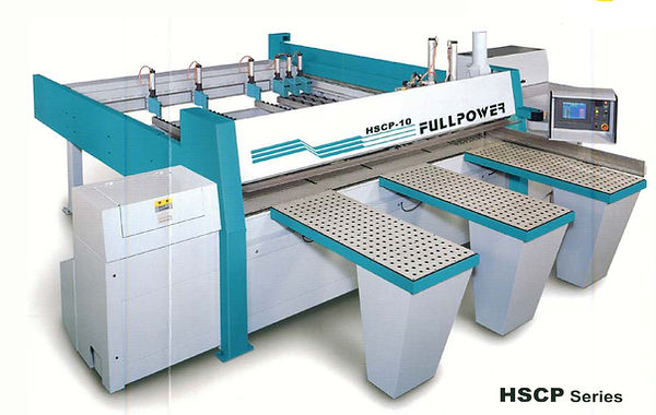 HIGH SPEED COMPUTER PANEL SAW