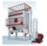 JET PULSE TYPE DUST COLLECTOR