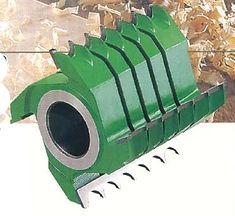 ROUND ROD MILLING CUTTER (T.C.T)