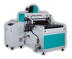 BOTTOM ROLLER COATER + UV CURING MACHINE
