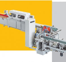 AUTOMATIC VERTICAL FINGER JOINTING LINE