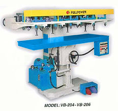 VERTICAL MULTIPLE SPINDLE BORING MACHINE