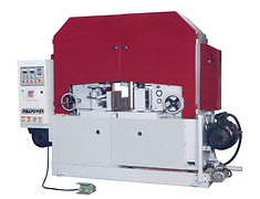 VERTICAL TWIN BAND RESAWS