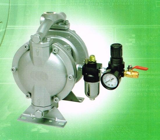 PROFESSIONAL AIR-OPERATED DIAPHRAGM PUMP FOR FLEXO PRINTING MACHINE
