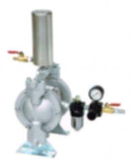 PROFESSIONAL AIR-OPERATED DIAPHRAGM PUMP FOR ROTOGRAVURE PRINTING PRESS MACHINE