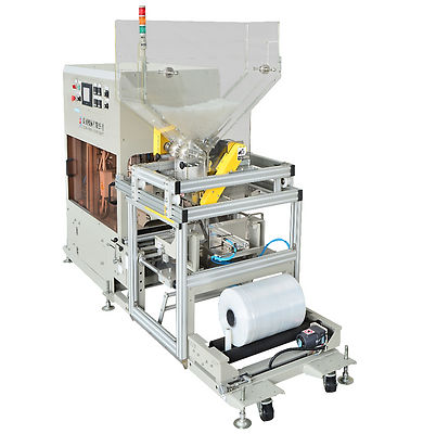 LF-721 Fully Automatic Straw Packing Sealer With Counter