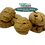 Thumbnail: Weighless™ Passover Zer-0g Cookies - 18 Cookie Assortment Pack - 3 Flavors