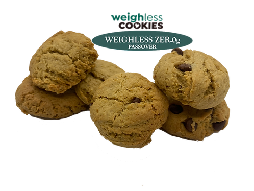 Weighless™ Passover Zer-0g Cookies - 18 Cookie Assortment Pack - 3 Flavors