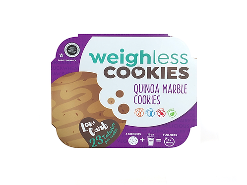 Quinoa Marble Weighless™ Cookie