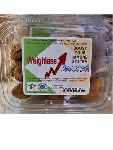 Boosted Cookies by Weighless™