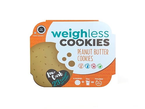 Peanut Butter Weighless™ Cookie