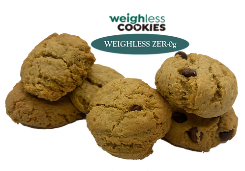Weighless™ Zer-0g Cookies - 18 Cookie Assortment Pack - 3 Flavors