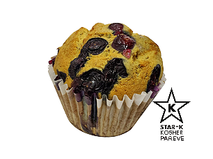 Weighless™ Blueberry Snack Size Muffin (6 pack)