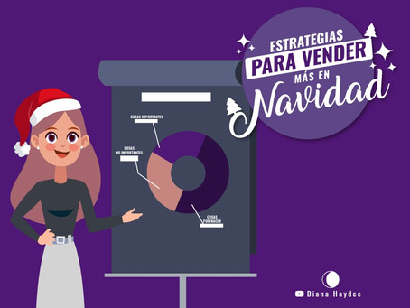 Estrategias para vender más en Navidad