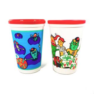 Chili's Pepper Pal cups